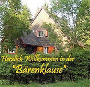 Ferienhaus >>Bärenklause