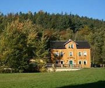 Bockmühle, Pension und Gasthaus