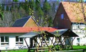 djo-Jugendbildungsstätte Spukschloß Bahratal
