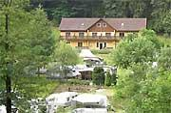 Campingplatz und Pension Ostrauer Mühle