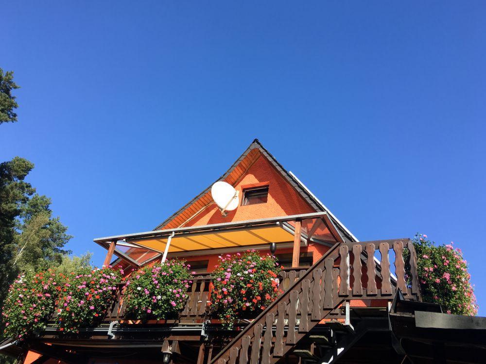 Ferienwohnung2 mit Balkon