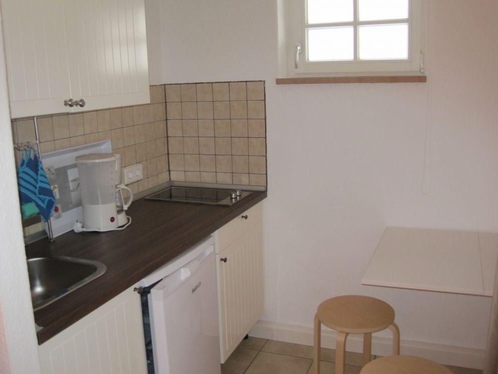 Ferienzimmer Küche