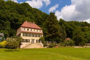 Ferienwohnung Herrenhaus Orangella