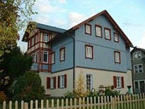 Ferienwohnungen 'Villa Blau'