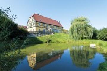 Alter Gutshof Papstdorf