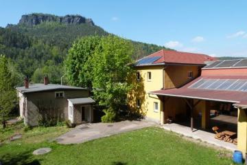 Herberge 'rock-hostel'