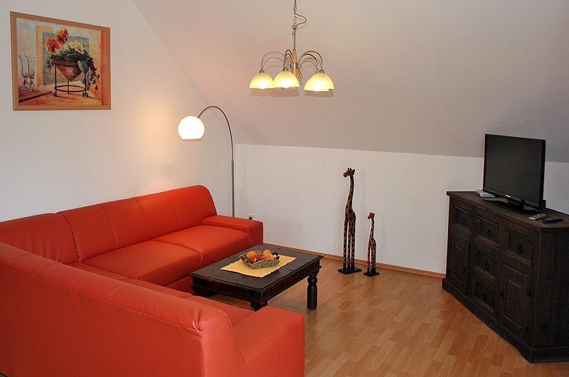 Wohnzimmer Kolonial