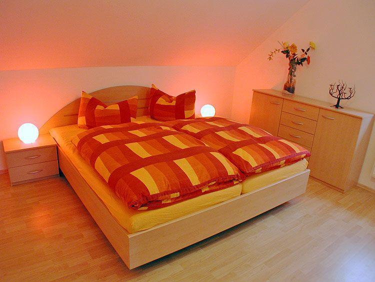 Schlafzimmer 1 Chippendale