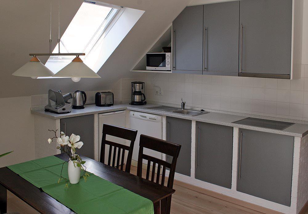 Küche Kolonial