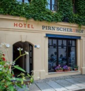 »Pirn'scher Hof« Hotel Garni