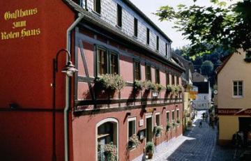 Gasthaus & Pension Zum Roten Haus